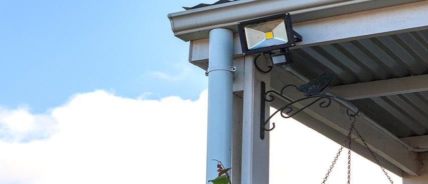Motion Sensing Flood Light Builders South Africa