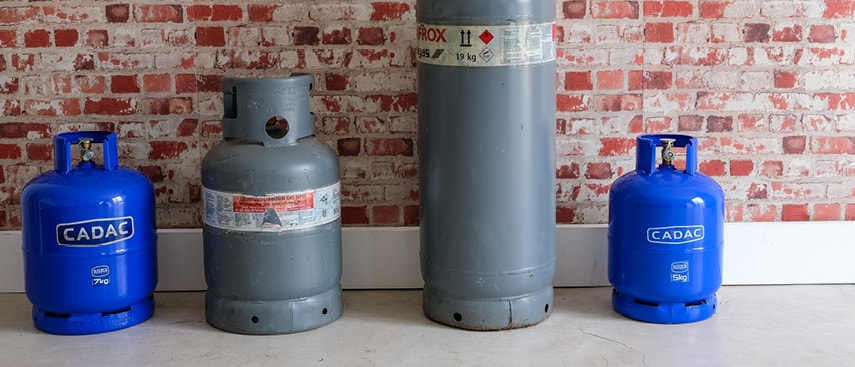 Storing Gas Builders South Africa