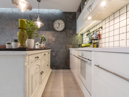 Kitchen Countertop Materials South Africa : Choose ideal kitchen material Builders